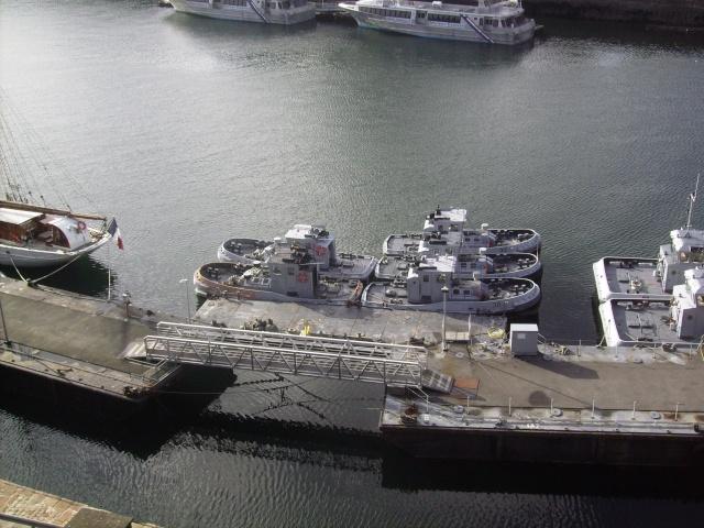 [Les ports militaires de métropole] Port de Brest - TOME 1 - Page 3 Imgp2223