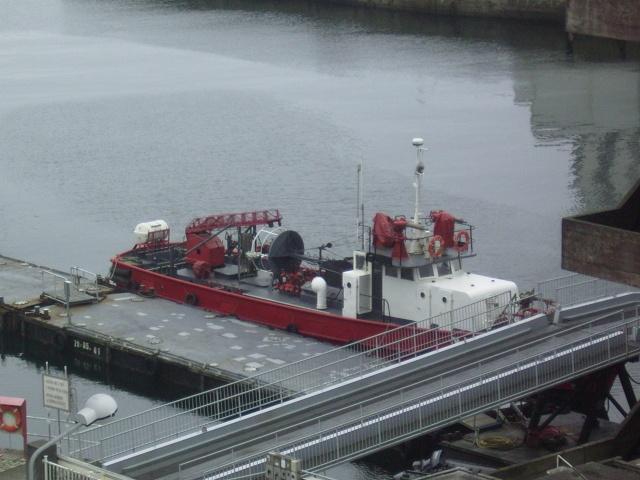 [Les ports militaires de métropole] Port de Brest - TOME 1 - Page 3 Imgp2234