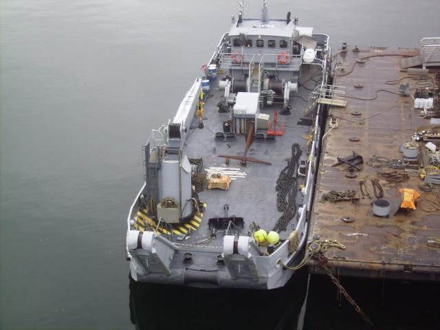 [Les ports militaires de métropole] Port de Brest - TOME 1 - Page 3 Imgp2235