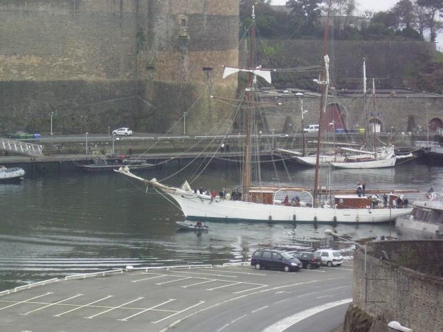 [Les ports militaires de métropole] Port de Brest - TOME 1 - Page 3 Imgp2238
