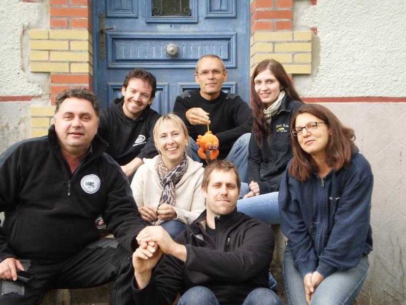 Nono et Nenette a Toulouse pour les ABD 2015 Buell_24