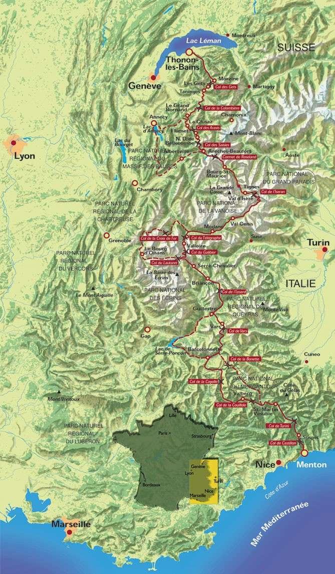 LA GRANDE ROUTE DES ALPES - La Route des Grandes Alpes News_c11