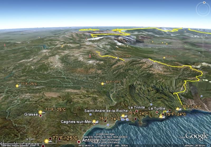 La Route des Grandes Alpes Sans_145