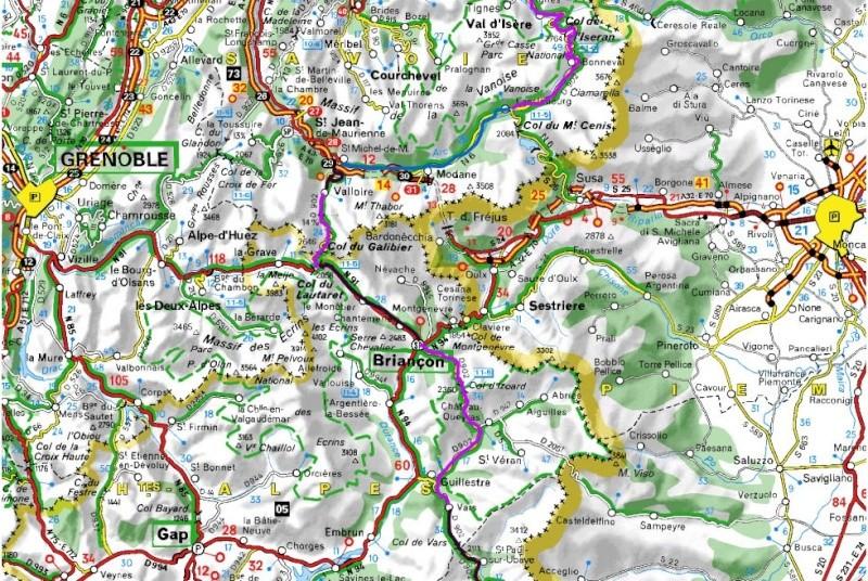 La Route des Grandes Alpes Sans_147