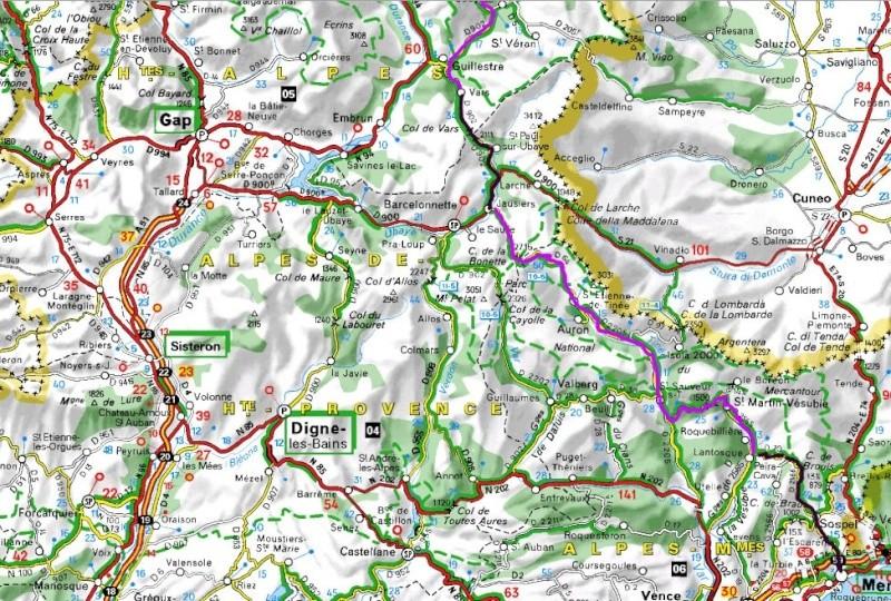 La Route des Grandes Alpes Sans_148