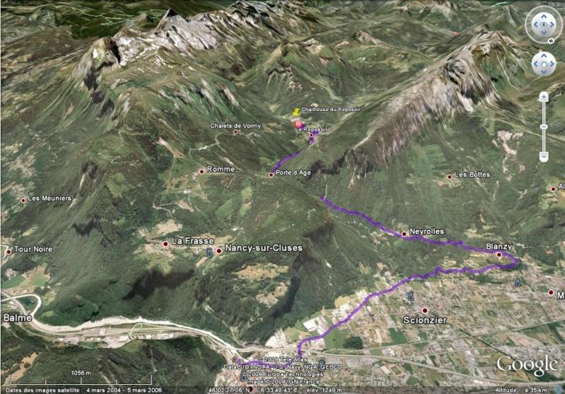 LA GRANDE ROUTE DES ALPES - La Route des Grandes Alpes - Page 3 Sans_245