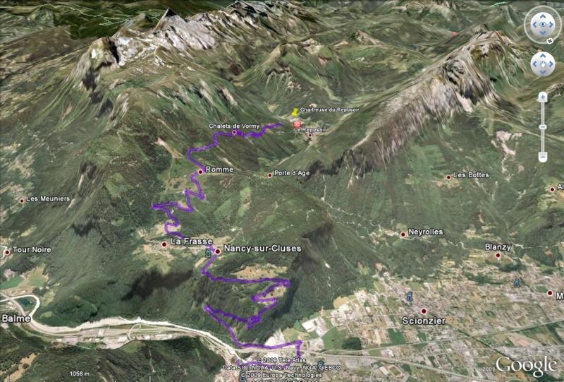 LA GRANDE ROUTE DES ALPES - La Route des Grandes Alpes - Page 3 Sans_246