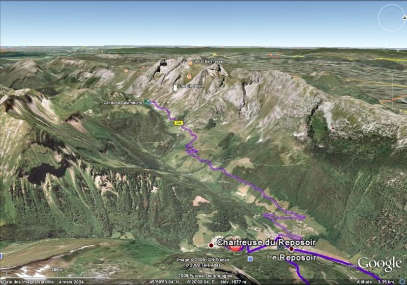 LA GRANDE ROUTE DES ALPES - La Route des Grandes Alpes - Page 3 Sans_258