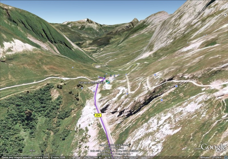 LA GRANDE ROUTE DES ALPES - La Route des Grandes Alpes - Page 3 Sans_261