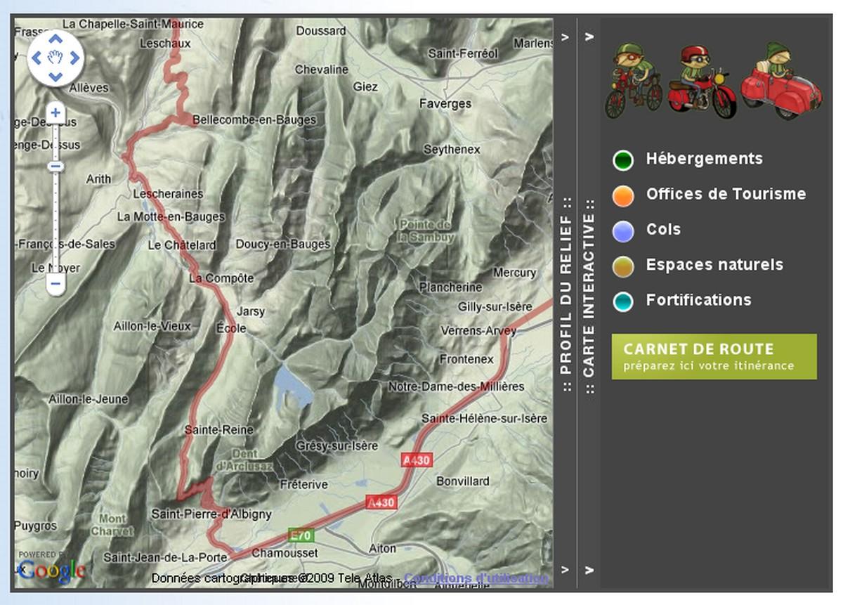 La Route des Grandes Alpes - Page 7 Sans_386