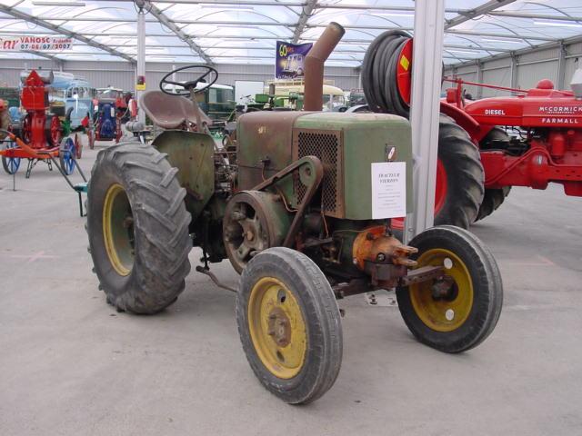 tracteurs SFV 06410