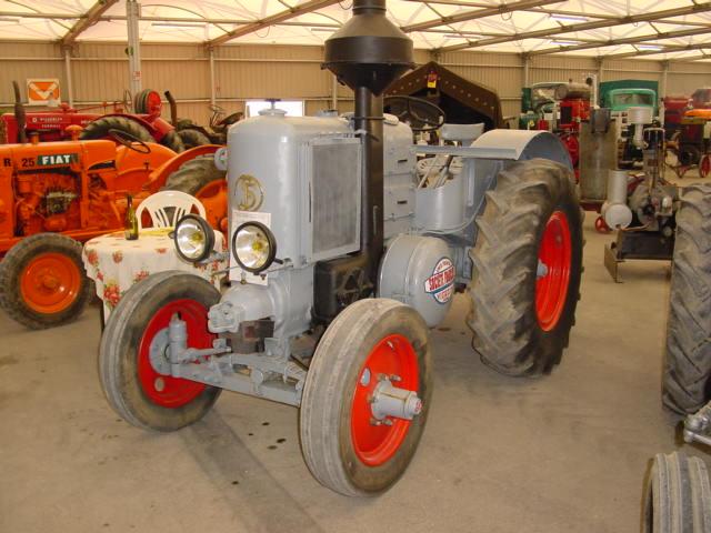 tracteurs SFV 08410