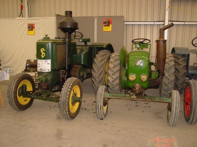 tracteurs SFV 09110