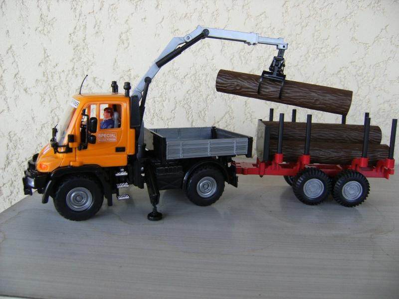 Mes miniatures UNIMOG Camion10