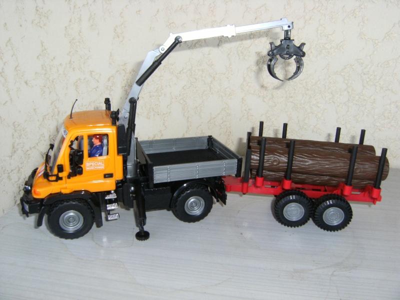 Mes miniatures UNIMOG Camion11