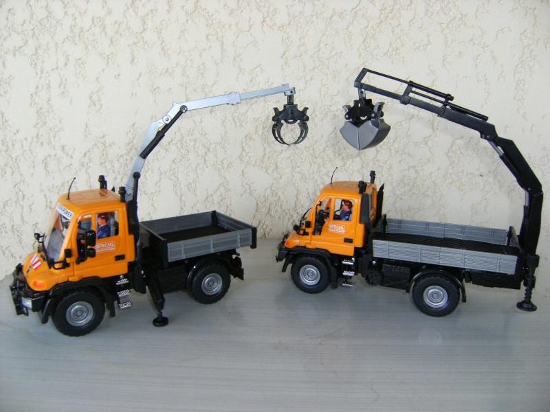 Mes miniatures UNIMOG Camion12