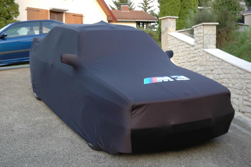 Housse de protection avec logo M3 ou M\\\ Housse10