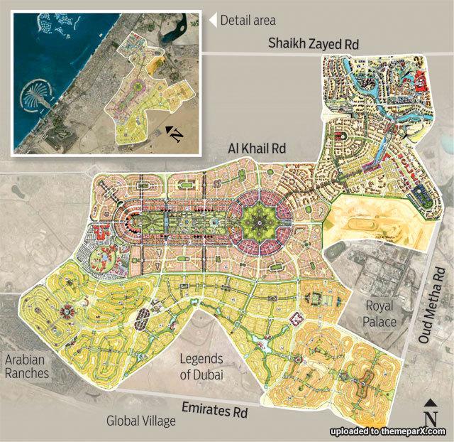 Universal Studios Dubai (201?) - Page 2 Univer10