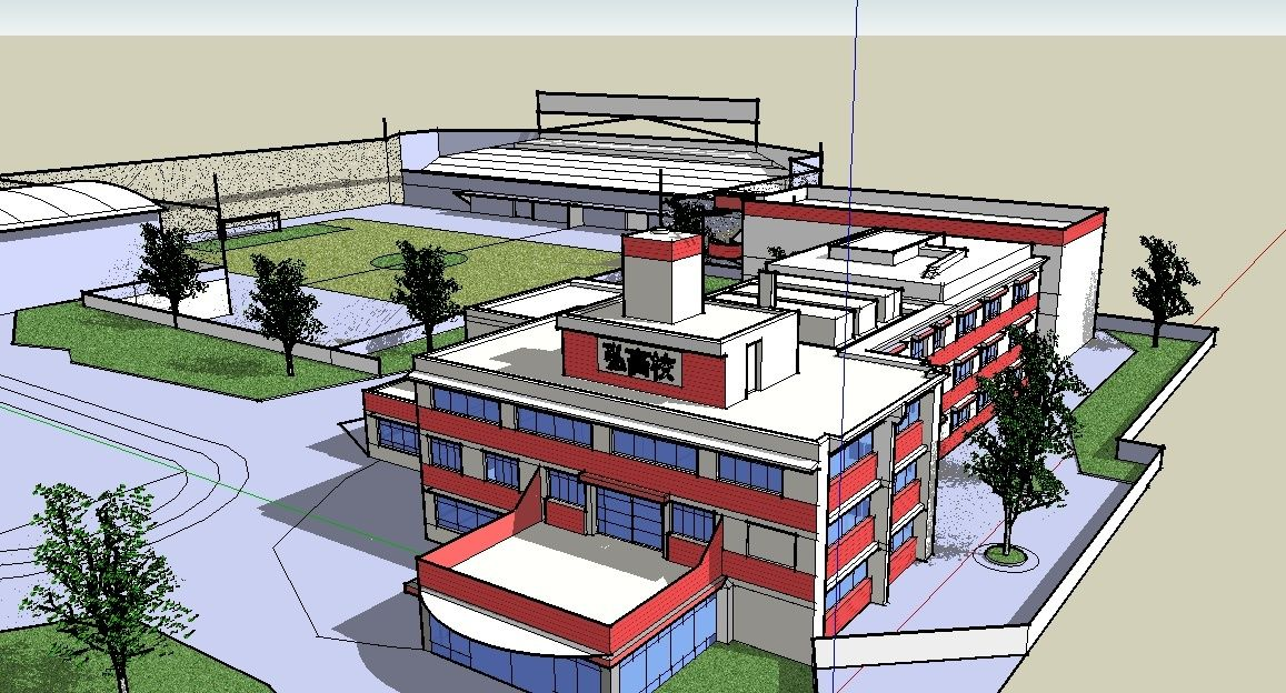 SketchUp'eur architecte -AnthO'- - Page 2 210