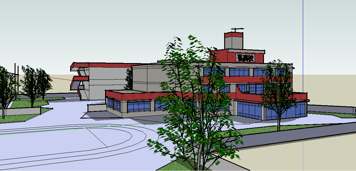 SketchUp'eur architecte -AnthO'- - Page 2 310