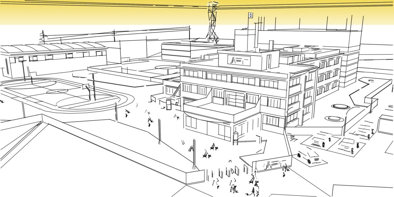 SketchUp'eur architecte -AnthO'- - Page 2 School10