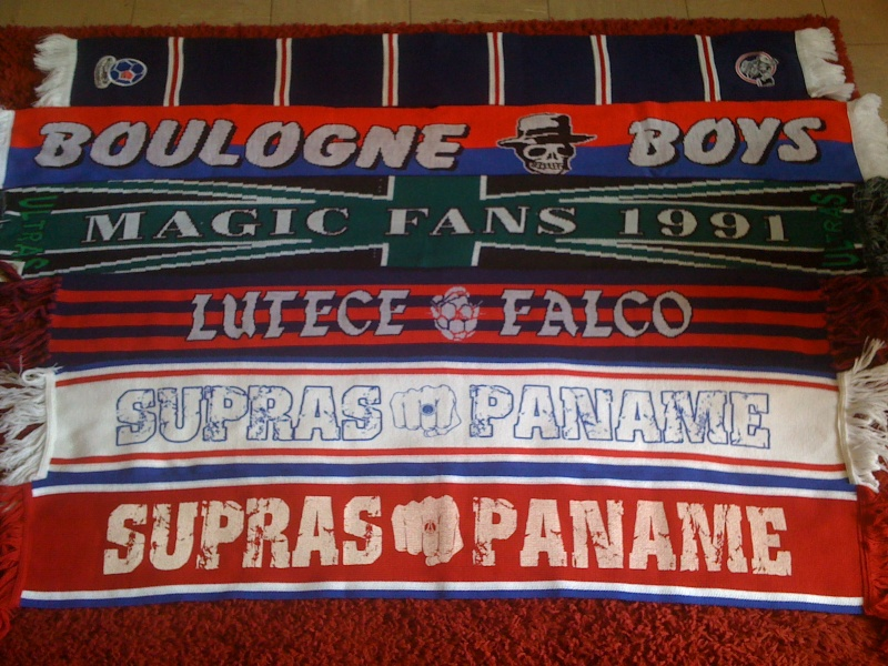 [Echange] Echarpe ultras, nation et club. Laine_10