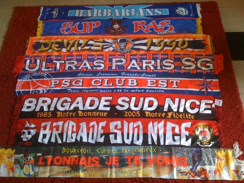 [Echange] Echarpe ultras, nation et club. Satin_10