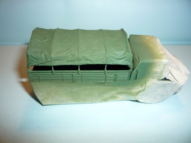 berliet gbc8kt  1/72 adv mini version transport de troupe... - Page 2 P1040656