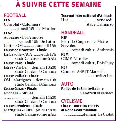 SPORTS DES CLUBS DE  MARSEILLE OU DE SA PERIPHERIE ........... - Page 2 2_bmp15