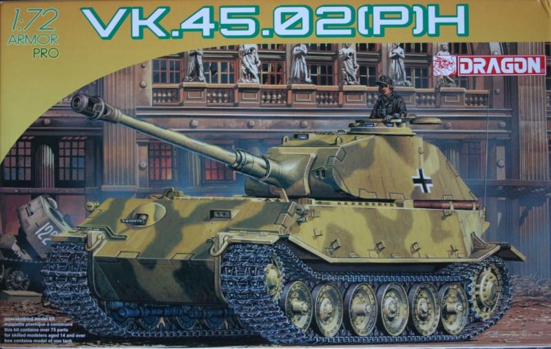 VK 4502 P, dragon 1/72e Img_6812