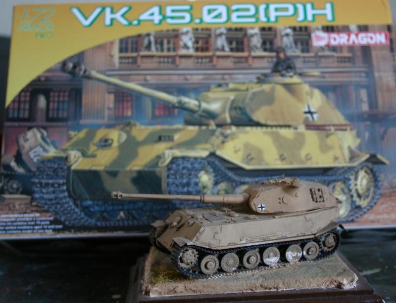 VK 4502 P, dragon 1/72e Img_6816