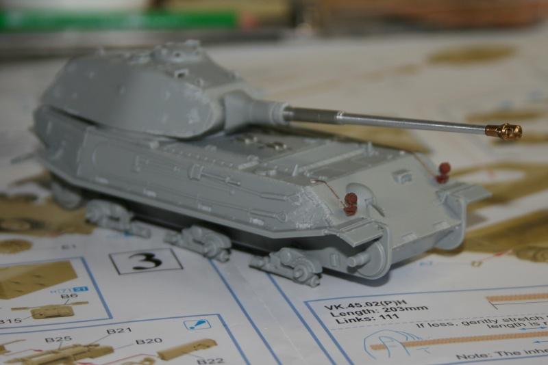 VK 4502 P, dragon 1/72e Img_6910