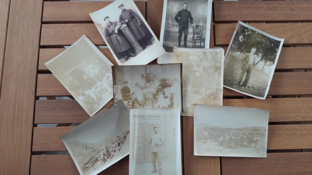 Correspondance coloniale 14.18 et journaux 40 20181011