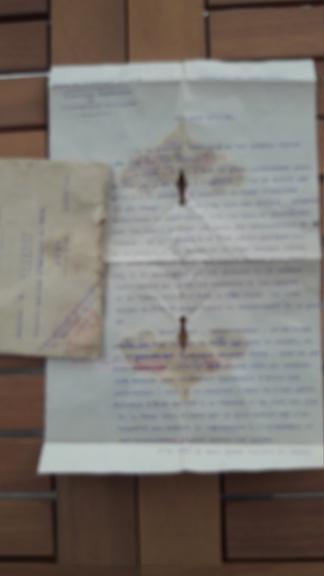 Correspondance coloniale 14.18 et journaux 40 20181013