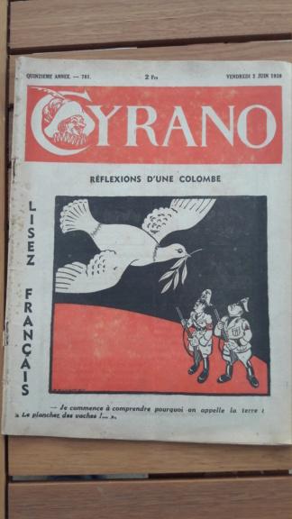 Correspondance coloniale 14.18 et journaux 40 20181020