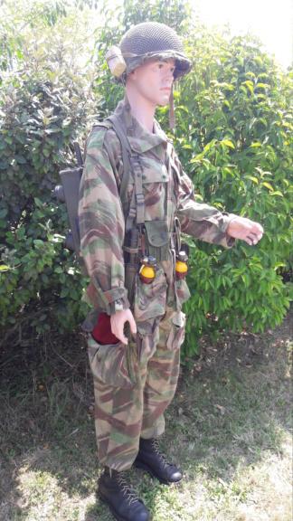 Un officier para sur DBP (modif). 20190292