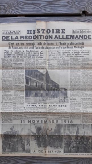 Mai-septembre 1945 : les journaux de la fin de la Seconde Guerre mondiale 20190448