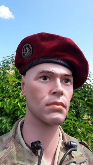 Un officier para sur DBP (modif). 20190856