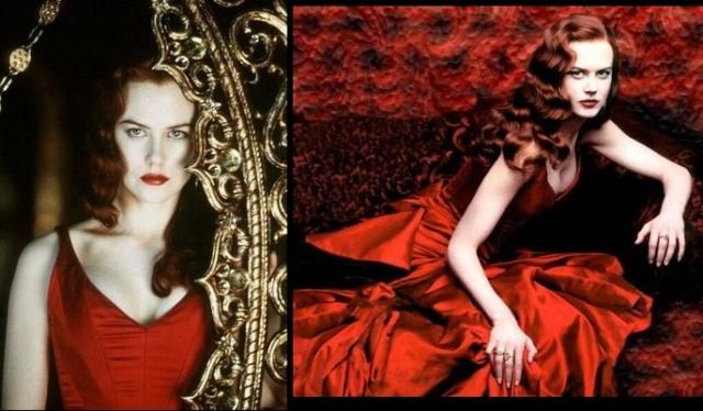 Les plus belles robes vues à l'écran Moulin10