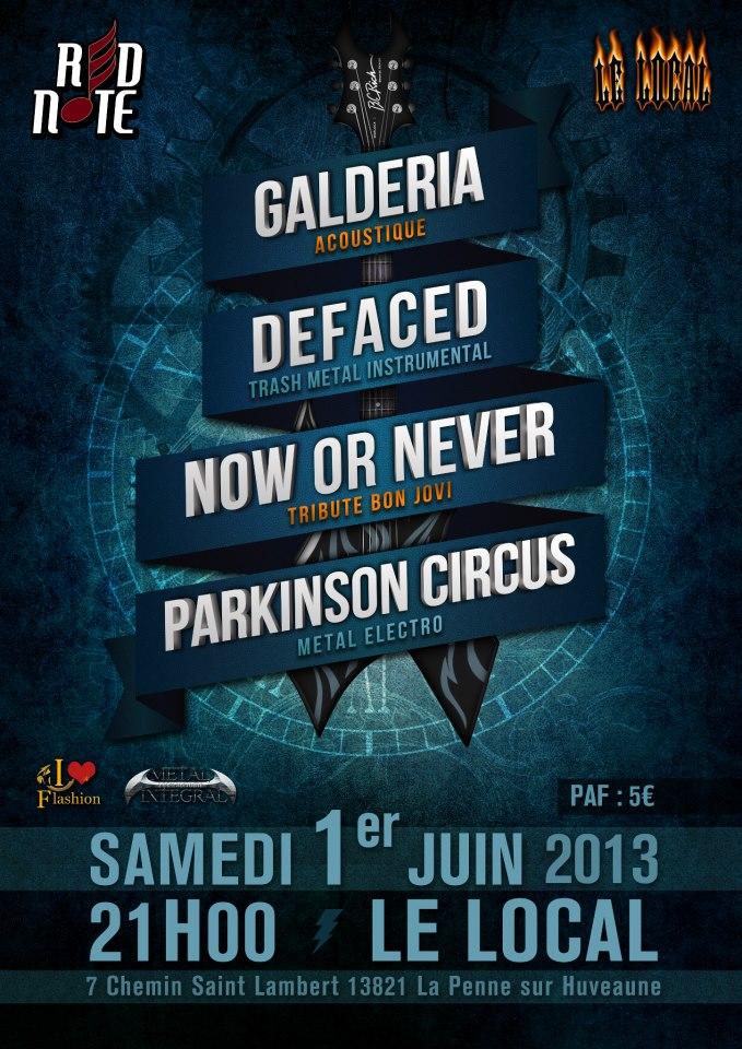 GALDERIA Concerts 32071611