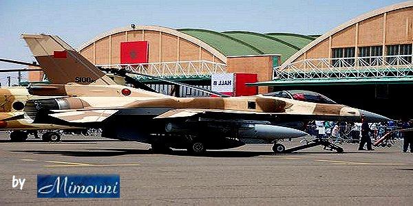 Combien coute le F16 Marocain qui a bouleversé l'etat major Espagnol! F16_ma10