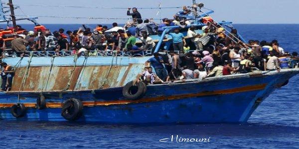 البحرية الملكية المغربية الملاك الحارس لشمال إفريقيا Immigr11