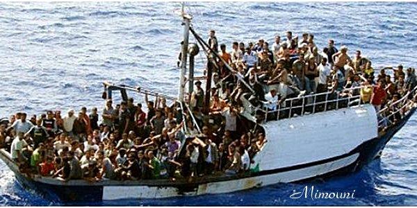 Королевский марокканский флот, ангел-хранитель Северной Африки Immigr14