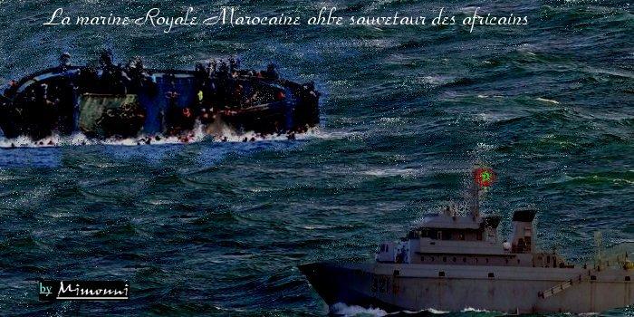 Royale - La Marine Royale Marocaine l'ange gardien des cotes Nord Afrique Marine11