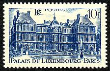 La France par ses timbres sous Google Earth - Page 16 Luxemb10
