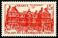 La France par ses timbres sous Google Earth - Page 16 Luxemb11