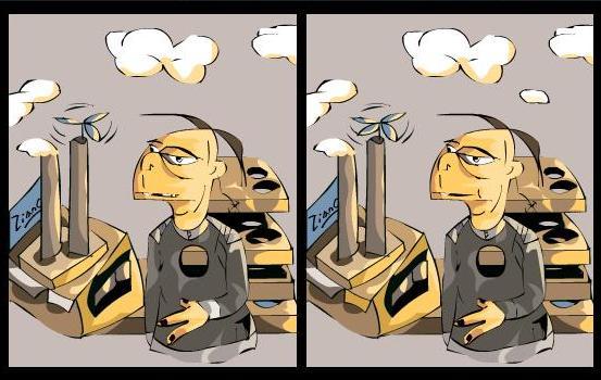 Las diferencias Dibujo34