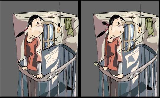 Las diferencias Dibujo35