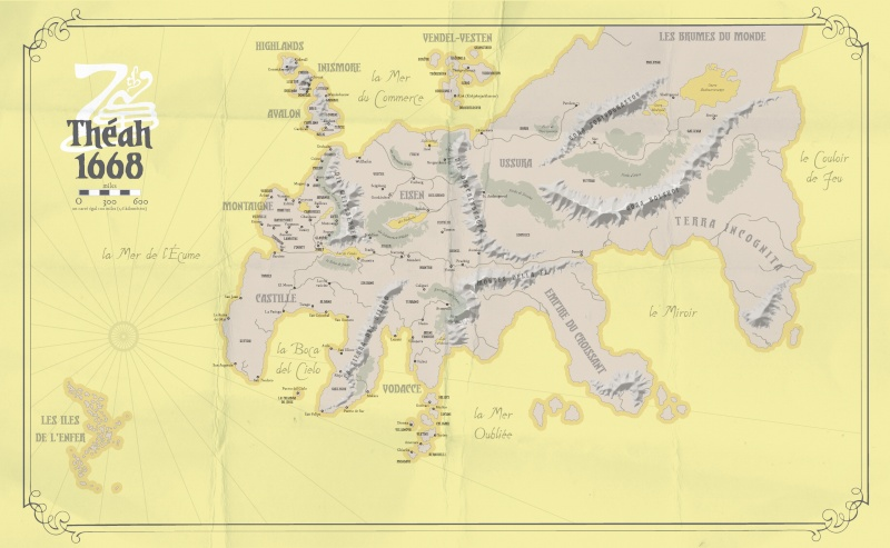 carte du monde 7thsea10