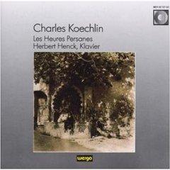 Koechlin - Les Heures Persanes Henck10